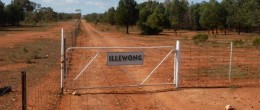"(su120)COBAR  ""ILLEWONG"" 14,302 acres or 5788 Ha  $465,000"