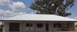 (bz 149)  Peak Hill Lot 1, 4640 Newell Highway. House 25 Acres $350,000