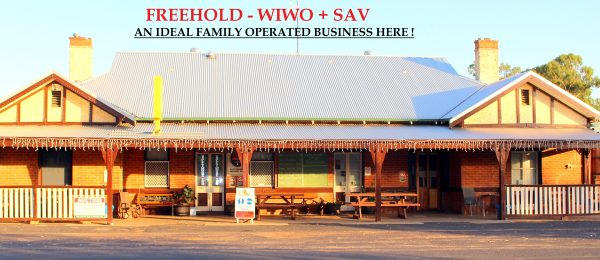 Ballimore INN Dubbo  $560,000 Fine Food& Refreshments. Accommodation