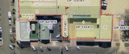(ps231) Cobar . 6 Broomfield Street 2 Lots Industrial Sheds $320,000